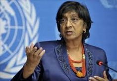 Navanethen Pillay, Alta comisionada de Naciones Unidas para los Derechos Humanos (2008-). Es una jurista sudafricana que se destacó por su activismo contra el apartheid.