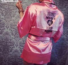 Nádherný luxusní župan Victoria's Secret Velikost UNI. - obrázek číslo 1