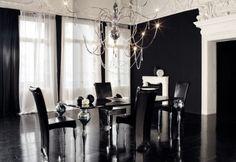 Luxury Interior Dining Room Decoration