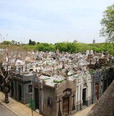 Cementerio de Chacarita, Buenos Aires