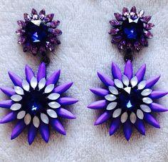 21 hm boutique earrings