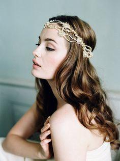 Fashion forward MADISON adorned with Handbeaded by JannieBaltzer