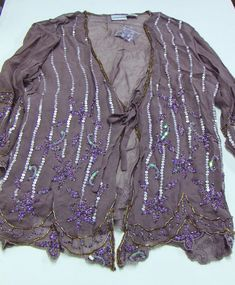 VINTAGE Flapper Costume 1920's Cosplay Gatsby Costume