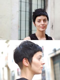 haircut by silvia