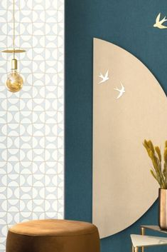 A simple and versatile plain design that partners perfectly with any interior design. Order your sample from WallpaperDirect today Teal Wallpaper, Blue Wallpapers, Old Suitcases, Pattern Matching, Soft Summer, Toy Boxes, Vintage Children, True Colors, Book Art