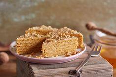 A nagy klasszikus - Marlenka | Street Kitchen Krispie Treats, Rice Krispies, I Foods, Tiramisu, Healthy, Ethnic Recipes, Sweet, Tiramisu Cake