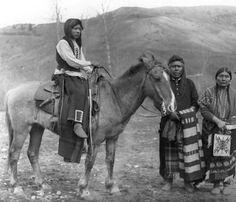 Palouse Indian Tribe