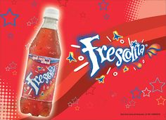 My favorite soda! I wish I could find it in Seattle :(