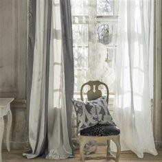 portico - graphite fabric
