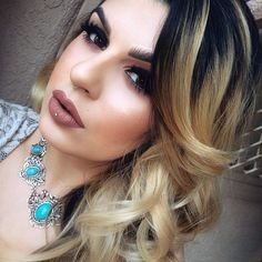 ourfazinali - what a beauty! She's wearing Sephora cream lip stain in 02 in this picture I believe. It's one of my favorites!