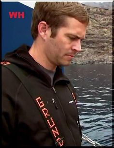 Paul Walker...Shark Week. What a beautiful tribute they did for Paul Walker on shark week. 2014