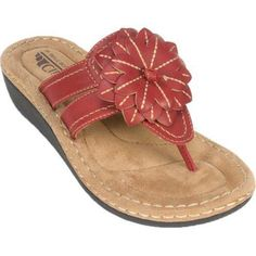Women's Cliffs by Mountain Cove Red Smooth (US Women's M (Regular))