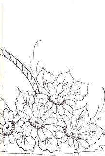 One Stroke Painting, Stencil Painting, Tole Painting, Painting Patterns, Line Drawing, Drawing Sketches, Drawings, Coloring Books, Coloring Pages