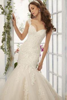 Vestidos de novia Mori Lee Laya