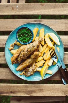 Lowly | The Crispiest Vegan Fish And Chips - Beer Battered Banana Blossom Small Food Processor, Food Processor Recipes, Vegan Fish And Chips, Traditional Fish And Chips, Chunky Chips, Banana Blossom, British Dishes, Mushy Peas, Beer Batter
