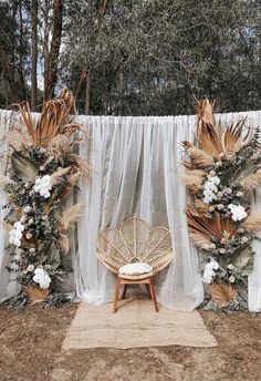 wedding arch These Fab Boho Wedding Altars, Arches and Backdrops that make us swoon 10 Marie's Wedding, Wedding Altars, Floral Wedding, Rustic Wedding, Wedding Arches, Wedding Ceremony, Summer Wedding, Wedding Ideas, Wedding Nails