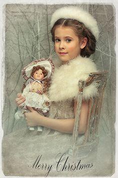"35PHOTO - Родионова Наташенька - ""Christmas Postcard"""