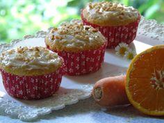 Giuly's Cucina: Muffin con carote e mandorle