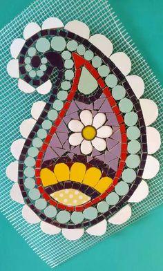 Gota en mosaico