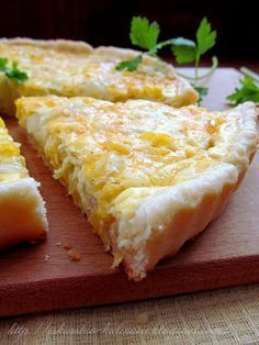 Постигая искусство кулинарии... : Луковый пирог