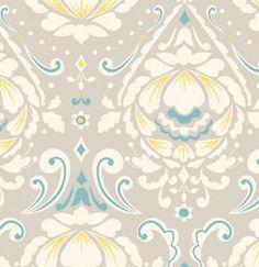 Yard Bundle -Taza Collection / Dena Designs Fabric / 6 Yard Bundle Cotton Quilt  Fabric. $58.00, via Etsy.