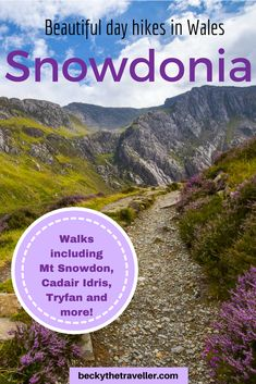Best walks in Snowdonia - Read here my top walks to do whilst visiting Snowdonia, from easy walks to challenging hikes, mountains and waterfalls in Wales. Things to do in Snowdonia, Wales Europe Travel Guide, Travel Guides, Wales Snowdonia, Snowdonia National Park, Visit Wales, Adventure Activities, Ireland Travel, Travel Advice, Cool Places To Visit