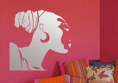 red-wall-decor-design-ideas