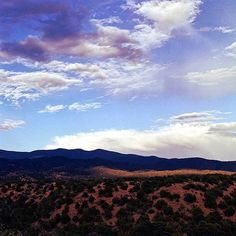 New Post by @SimplySantaFeNM on #Instagram: Sometimes an image needs no caption. Thanks for this gorgeous photo @amsdesign! Good night and thanks for following along on our #SimplySantaFe adventure!