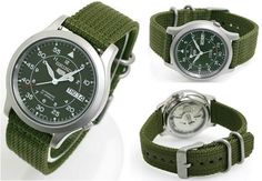 Seiko 5 Military Auto Mens watch (SNK805K2)