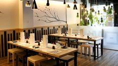 Sumo, restaurante japonés chamberí barato