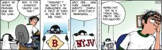 Get Fuzzy strip for October 13, 2016