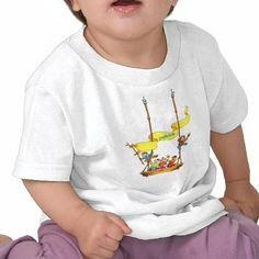 Kids Swing - Customizable Baby shirt