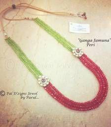 Pal D'zigns - High End Jewelry - Ganga-Jamuna ( Peri )