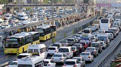 Ekimde 100 bin araç daha trafiğe girdi