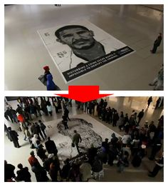 DNA Project: Cape Town Crime Scene - Provoke to Educate I often share pure commercial work and cases, but today I need to share this stunt made by from South Africa regarding poor crime. Dna Project, Best Ads, Stunts, Cape Town, Crime, Swag, Africa, Around The Worlds, Scene