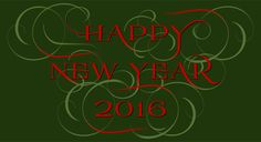 Happy New Year 2016 | Clipart - Happy_new_year_2016_PridaS2