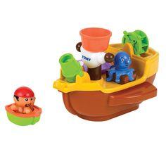 Tomy Tomy, Игрушка для ванной Пиратский корабль