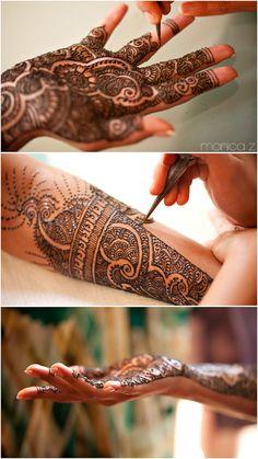 Henna/Mehndhi