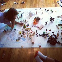 mamascout: make story maps (and a book review). This is a great activity to do after a movie. Make a story map of the movie your family just watched!