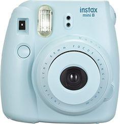 Love my new Fujifilm Fuji Instax Mini 8 Polaroid Instant Camera Instax Mini 8 Camera, Instax Mini 8 Blue, Instax Mini 8 Film, Fuji Instax Mini 8, Fujifilm Instax Mini 8, Slr Camera, Fujifilm Polaroid, Camera Case, Appareil Photo Fujifilm