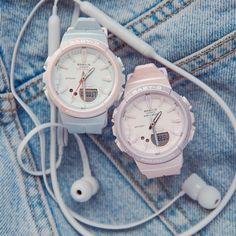 Baby G Shock, Casio, Fashion Watches, Asian Girl, Beautiful Dresses, Womens Fashion, Stuff To Buy, Jewelry, Clock