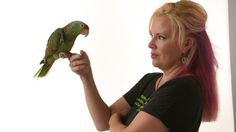 Parrots are this girl's best friendBrooke Durham protects the wild parrots found around Southern California