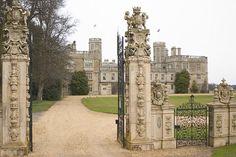 Ashby Castle. Northamptonshire, England