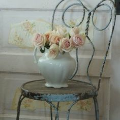 Updating A China Cabinet With Chalk Type Paint - White Lace Cottage
