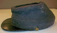 Plain cadet gray, Richmond Depot of David A. Marks, Company D, 17th Virginia Infantry. Coleman wore this uniform at Appomattox, April 9, 1865. Image courtesy of Ray Richey, Texas Civil War Museum, Fort Worth, Texas.  From Adolphus Confederate Uniforms