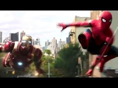 SPIDER-MAN: HOMECOMING - Official International Trailer (2017) Tom Holland Marvel Superhero Movie HD - YouTube