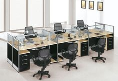 Improve your office decor and infuse it with new life with modern office partitions and workstation. Visit Court Street Office furniture for more details or call us at Office Furniture Online, Office Furniture Design, Office Interior Design, Office Interiors, Modern Furniture, Corporate Office Design, Law Office Design, Home Office, Office Workspace