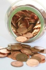 Every penny counts! Have you lost the value of the penny? Pennies do not carry as much weight as they used to, however, if you condition yourself to see the value in small things even a penny matters. Save all your pennies and they will add up.