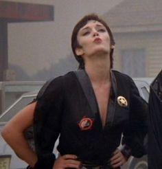 "Sarah Douglas as Ursa from ""Superman II""(1980)."