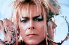 Labyrinth Jareth and mirrors